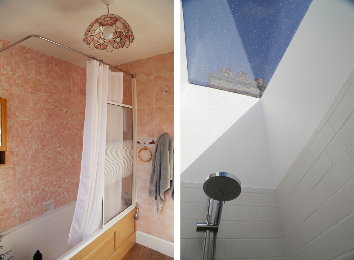 BathroomShower-Before&After