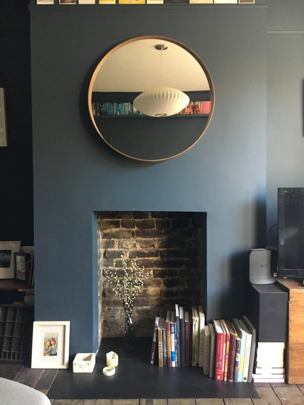 Fireplace-Existing