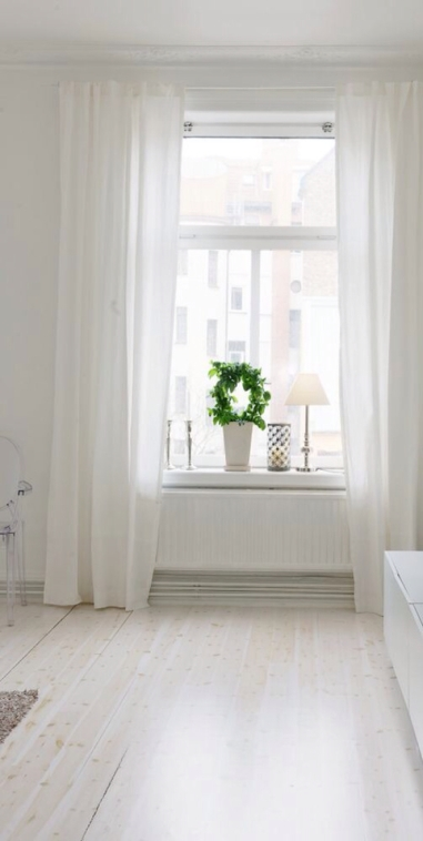 Roman Blinds Amp Sheer Curtains Combo Door Eleven