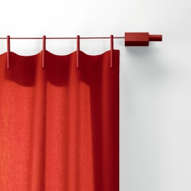 Kvadrat-Ready-Made-Curtain-Frozen-140-x-290-cm-610-rot-Ambiente
