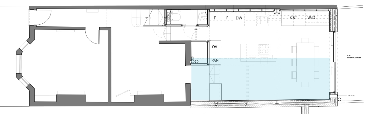 11 Sansom Street-A200-Model